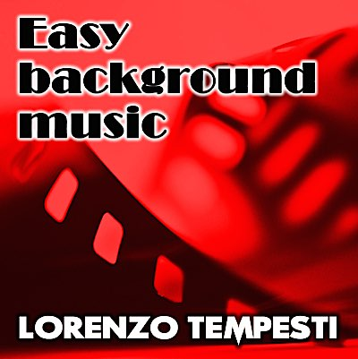 Copertina di Easy background music