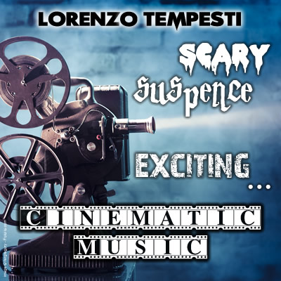 Vai all'album Scary, suspence, exciting… cinematic music