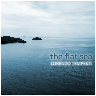 Copertina di The flat sea